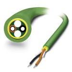 Câble POF duplex 980/1000µm