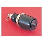 Porte-fusible 5x20mm 6.3A 250V