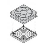Ventilateur axial 203VAC 8W