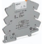 Borne relais 24vcc 1RT