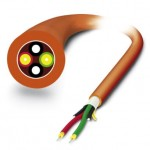 Câble à fibre HCS 200/230µm