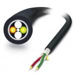 Câble en fibre HCS 200/230µm