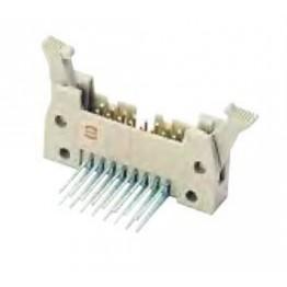 Connecteur mâle droit 6 pts ref. 09185066927 Harting