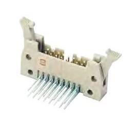 Connecteur mâle coudé 40 pts ref. 09185406926 Harting