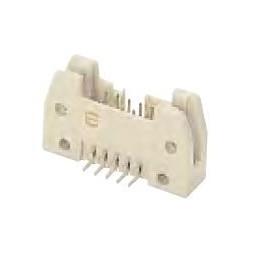 Connecteur mâle coudé 40 pts ref. 09185407921 Harting