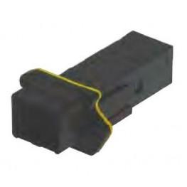 Traversée de cloison USB 3.0 ref. 09452451905 Harting