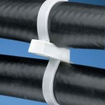 Collier serrage double boucle ref. PLB2S-C Panduit