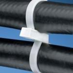 Collier serrage double boucle ref. PLB3S-C Panduit