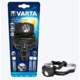 Lampe frontale Head Light 3AAA ref. 17730 Varta
