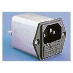 Filtre 6A 250VAC 50-400Hz ref. PS20/A0620/63 Elektron Technology