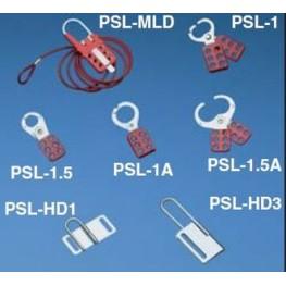 Moraillon très résistant ref. PSL-HD2-4 Panduit