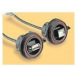 Connecteur USB hermétique ref. PX0460/B Elektron Technology
