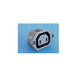 Prise 10A 250V 2 broches ref. PX0705/63 Elektron Technology