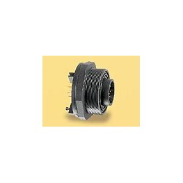 Contact mâle 9 pôles IP68/69 ref. PX0707/P/09 Elektron Technology