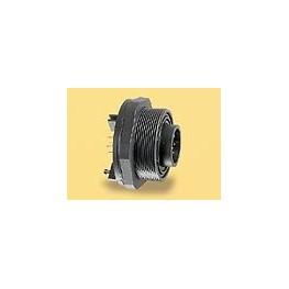 Contact mâle 12 pôles IP68/69 ref. PX0707/P/12 Elektron Technology