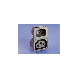 Fiche/prise pour encliquetage ref. PX0716/48 Elektron Technology