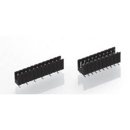 Connecteur mâle 12 points ref. 800-V3-012-32-002101 Préci-Dip