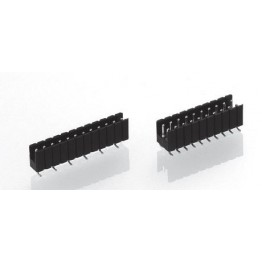 Connecteur mâle 13 points ref. 800-V3-013-32-002101 Préci-Dip