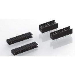 Connecteur mâle 28 points ref. 800-V3-028-12-002101 Préci-Dip