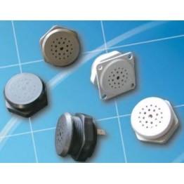 Buzzer carré 90dB 3.5Khz ref. SUC516BF2S Sonitron