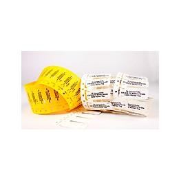 Etiquette à collier blanche ref. CM-SCE-TP-1/2-4H-9 TE Connectivity