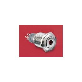 BP lumineux vert diam 18mm ref. MP0045/1D1GN012 Elektron Technology