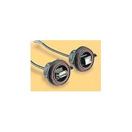 Connecteur USB hermétique ref. PX0844/B/0M50/A Elektron Technology