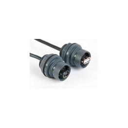 Connecteur étanche USB type A ref. PXP6043/A Elektron Technology