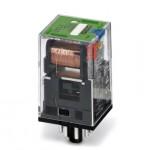 Relais octal enfichable 24 VAC ref. 2834245 Phoenix