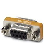 Connecteur modem zéro RS232 ref. 2708753 Phoenix