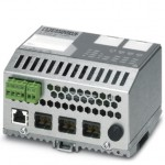 Switch 1 port RJ45+2 POF SCRJ ref. 2700692 Phoenix