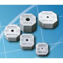 Buzzer 91dB 3.8KHz ref. SMA21LCP10 Sonitron