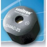 Buzzer 93dB 3.35KHz ref. SMACI-25-P17-5 Sonitron
