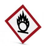 Étiquette symboleComburant ref. 1014274 Phoenix