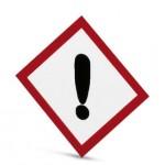 Étiquette substance dangereuse ref. 1014282 Phoenix