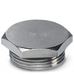 Cache métal + joint torique