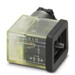 Connecteur électrovanne type B