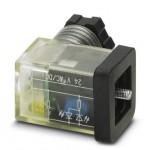 Connecteur électrovanne CI ref. 1452314 Phoenix