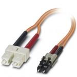 Câble FO équipé Lg 2m ref. 1400639 Phoenix