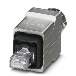 Connecteur Push-Pull CEM métal ref. 1403366 Phoenix