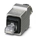 Connecteur Push-Pull CEM métal ref. 1403367 Phoenix