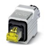 Connecteur mâle IP67 plastique ref. 1422205 Phoenix