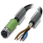 Câble 4P blindé Lg 5m ref. 1424114 Phoenix