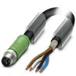 Câble 4P blindé Lg 1,5m ref. 1424120 Phoenix
