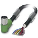 Câble M12 blindé 12P Lg 1,5m ref. 1430161 Phoenix