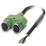 Câble en Y M12 SAC Lg 10m