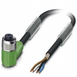 Câble M12 SAC 4P blindé Lg 10m ref. 1500729 Phoenix