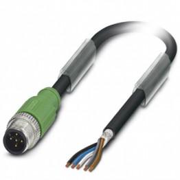 Câble M12 SAC 5P blindé Lg 10m ref. 1500732 Phoenix