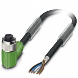 Câble M12 SAC 5P blindé Lg 10m ref. 1500761 Phoenix