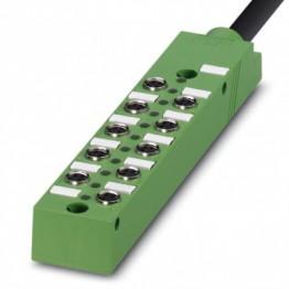 Répartiteur M8 PNP avec LED ref. 1516085 Phoenix